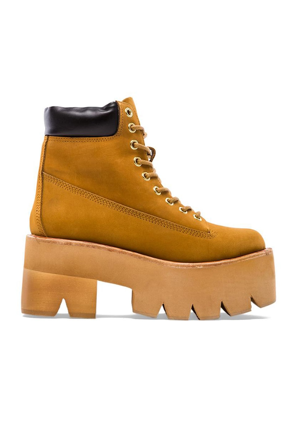 Jeffrey Campbell Nirvana Boot in Wheat