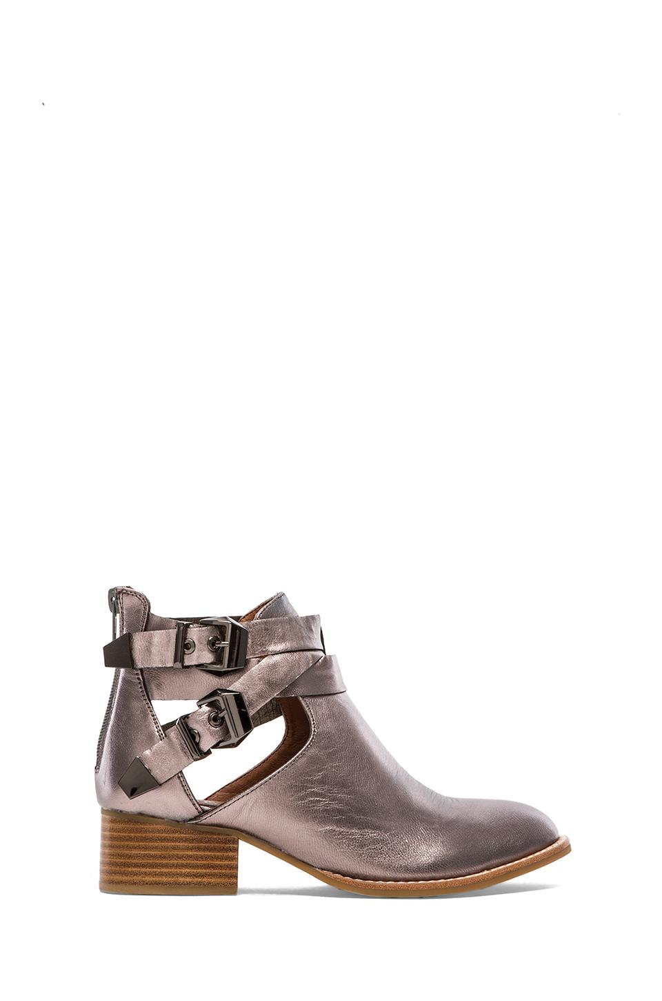 Jeffrey Campbell Everly Bootie in Pewter