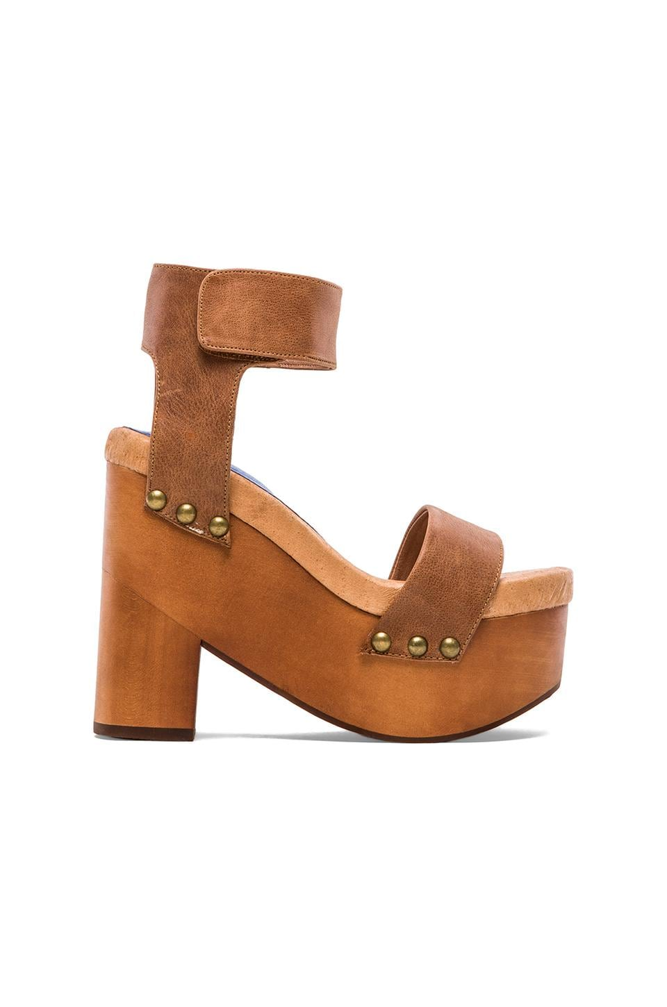 Jeffrey Campbell Mccloud Heel in Tan