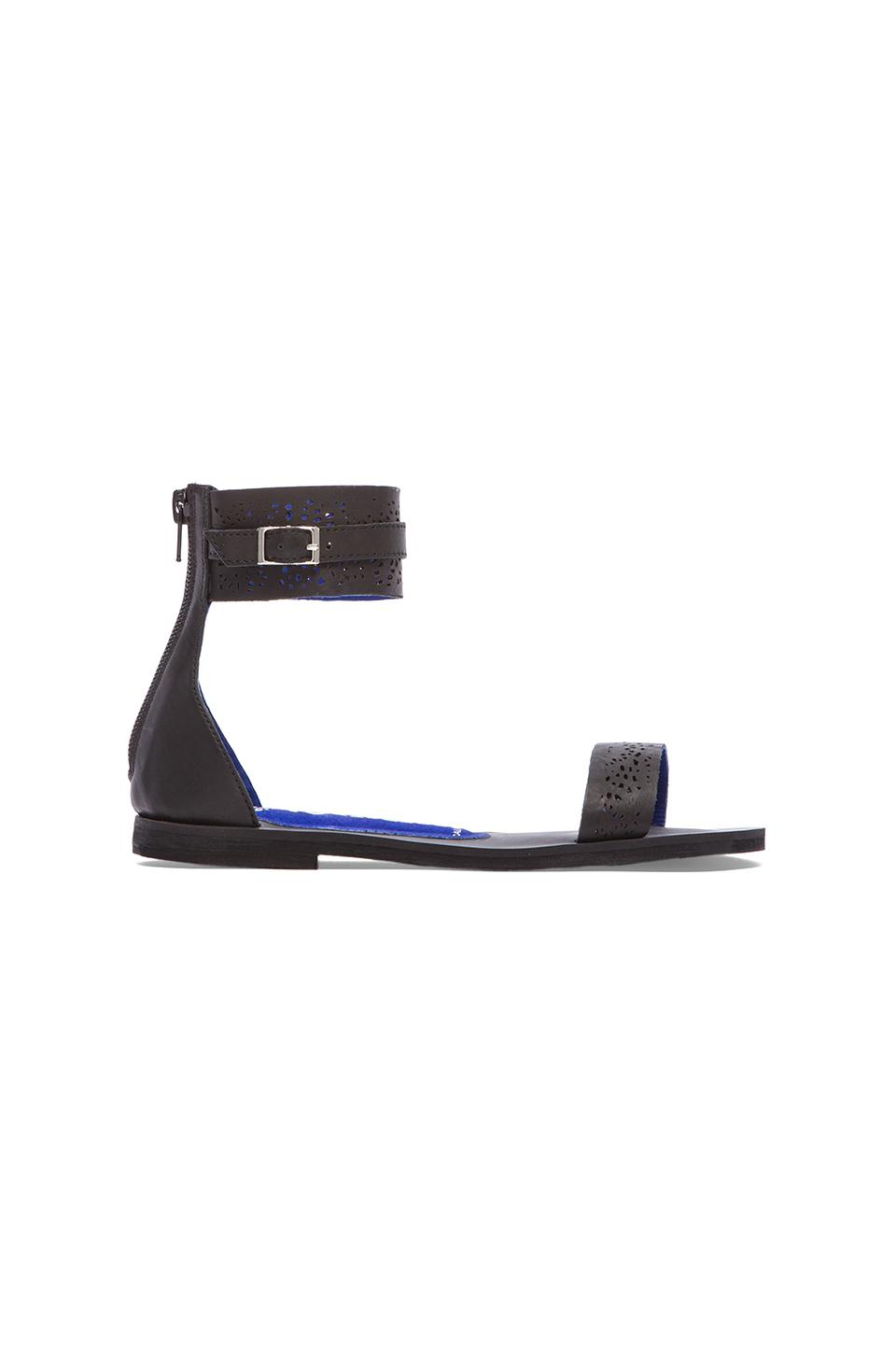 Jeffrey Campbell Islip Sandal in Black