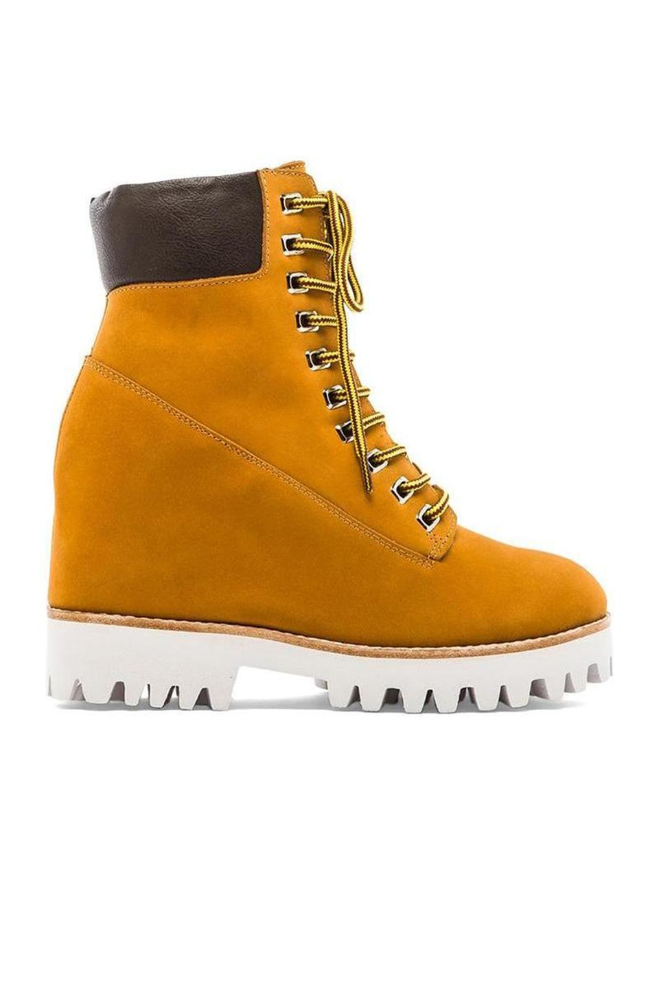 Jeffrey Campbell Wallace Sneakers in Wheat