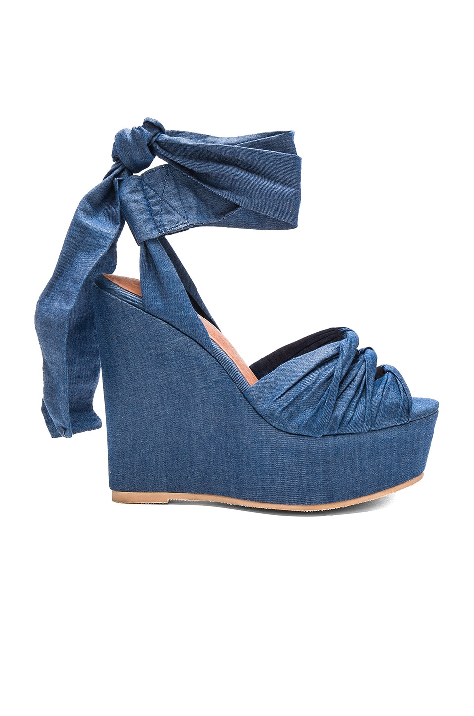 Xenobia Wedge by Jeffrey Campbell