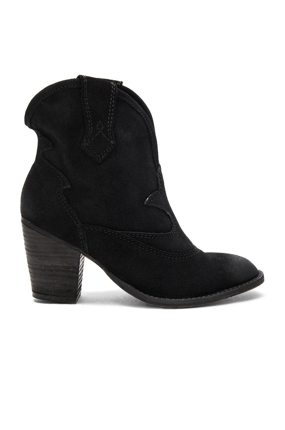 Upland Booties by Jeffrey Campbell
