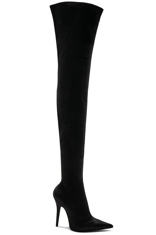Jeffrey Campbell Women's Gamora Over The Knee Boot QS9LG