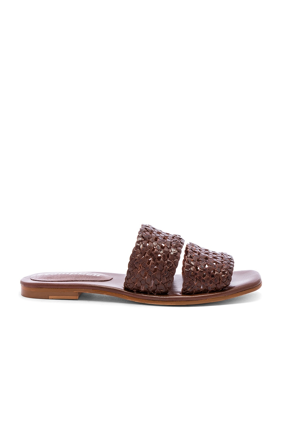 Jeffrey Campbell Rhett Sandal in Brown