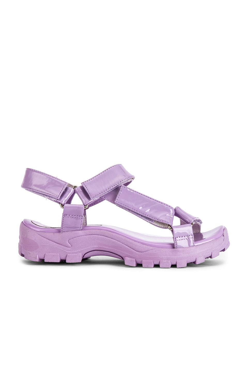 Jeffrey Campbell Patio Sandal in Lilac