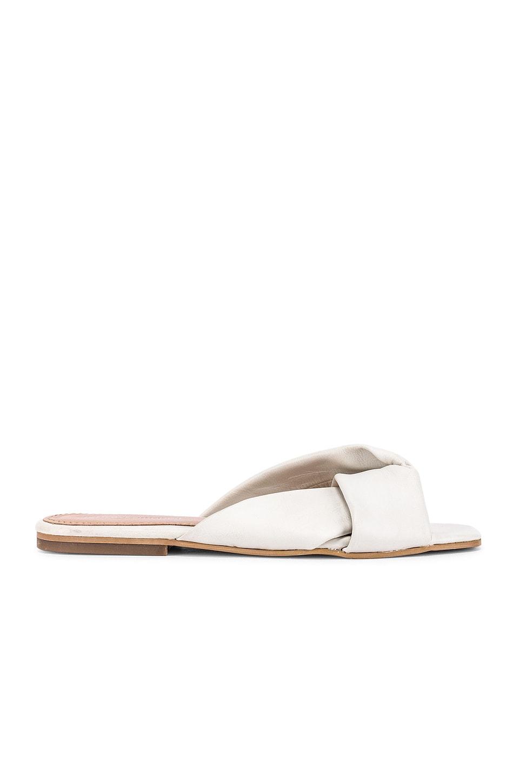 Jeffrey Campbell Lynx Sandal in White