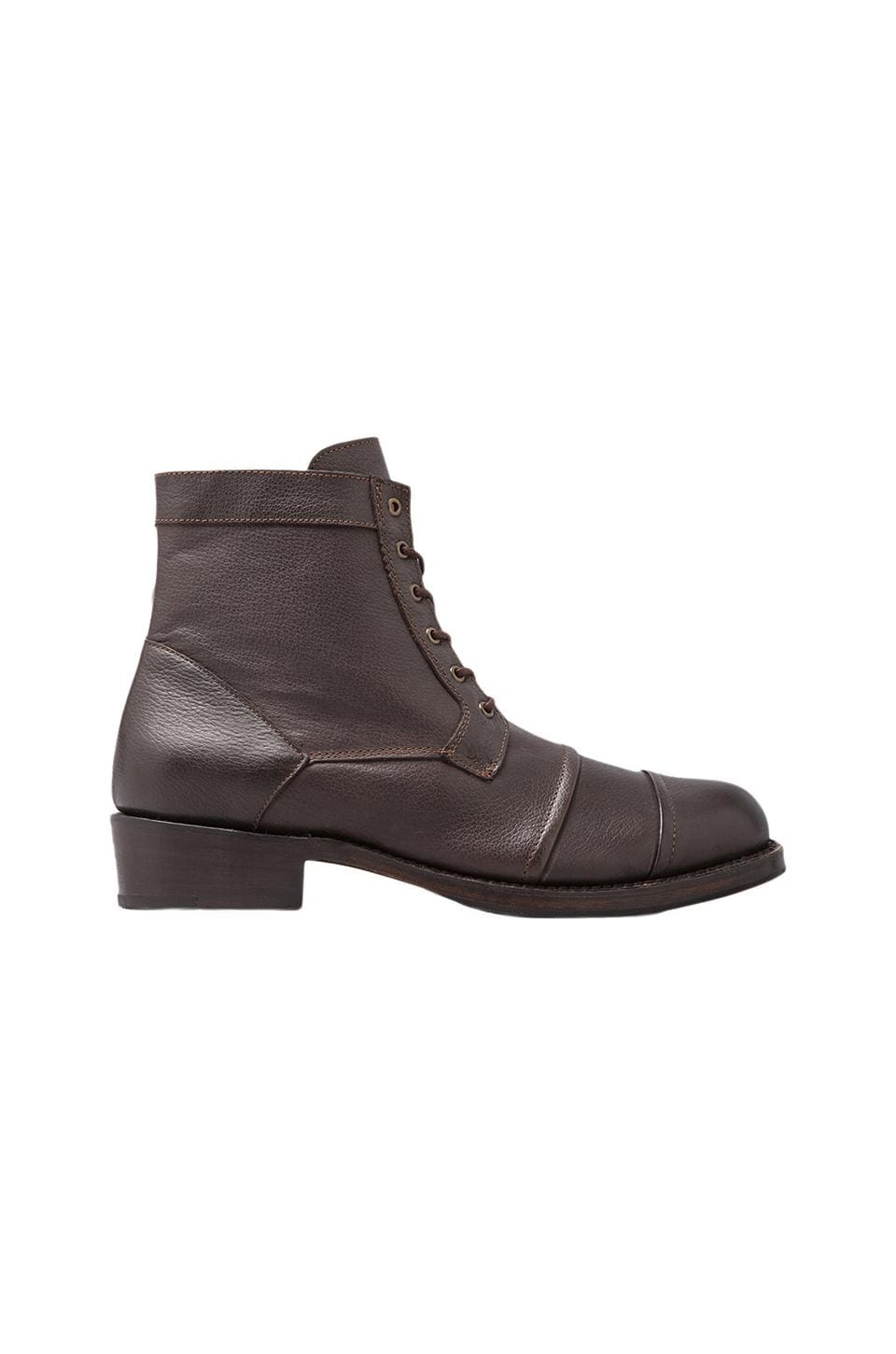 J.D. FISK Ono Boot in Brown