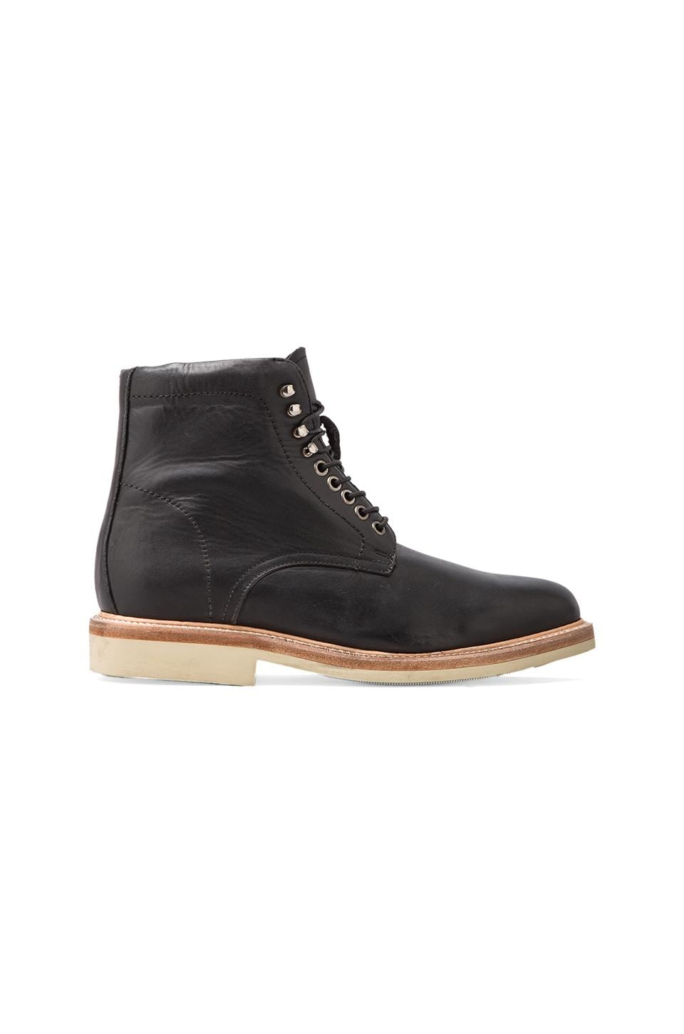 J.D. FISK Jamie Boot in Black