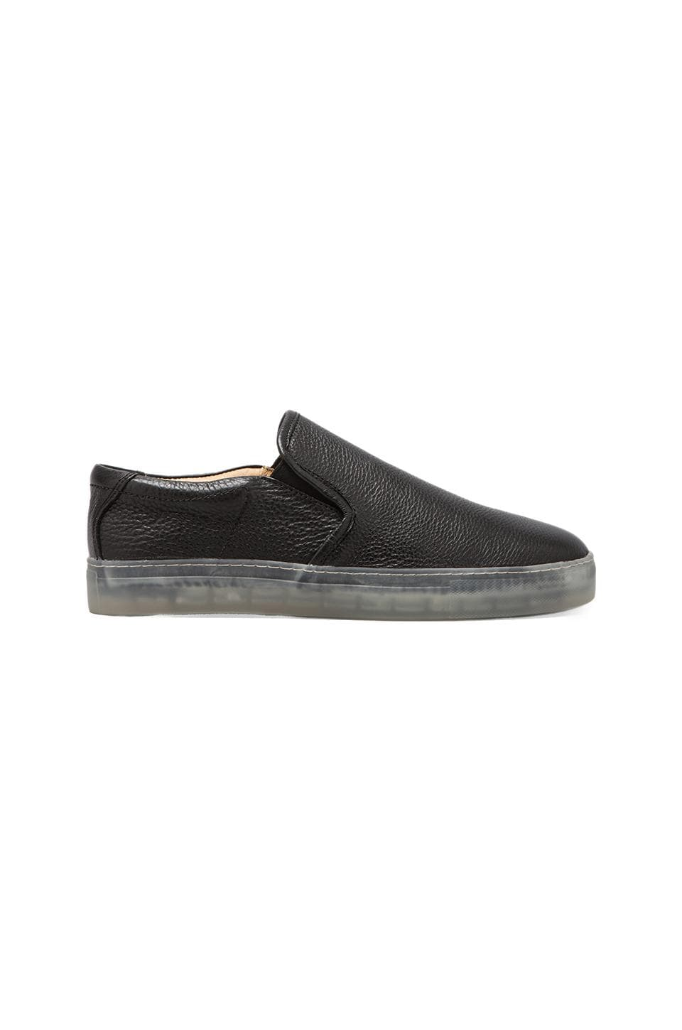 J.D. FISK Cael Slip-On in Black