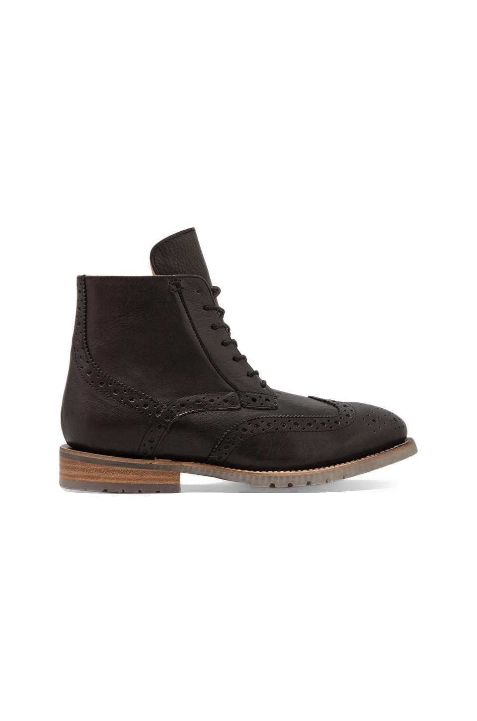 J.D. FISK Phinney Boot in Black
