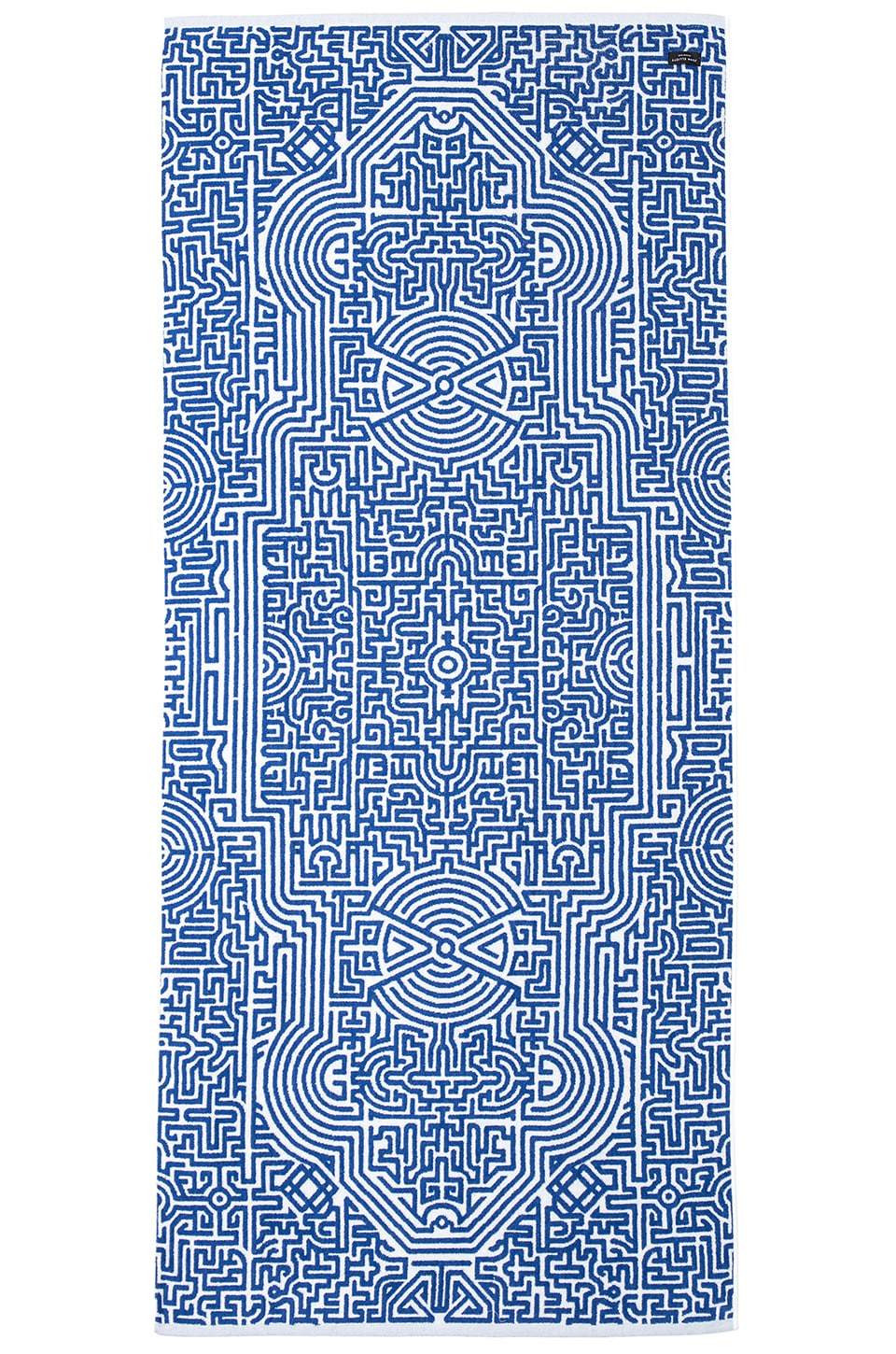 Photo of Moroccan Beach Towel by JOHN ELLIOTT men clothes