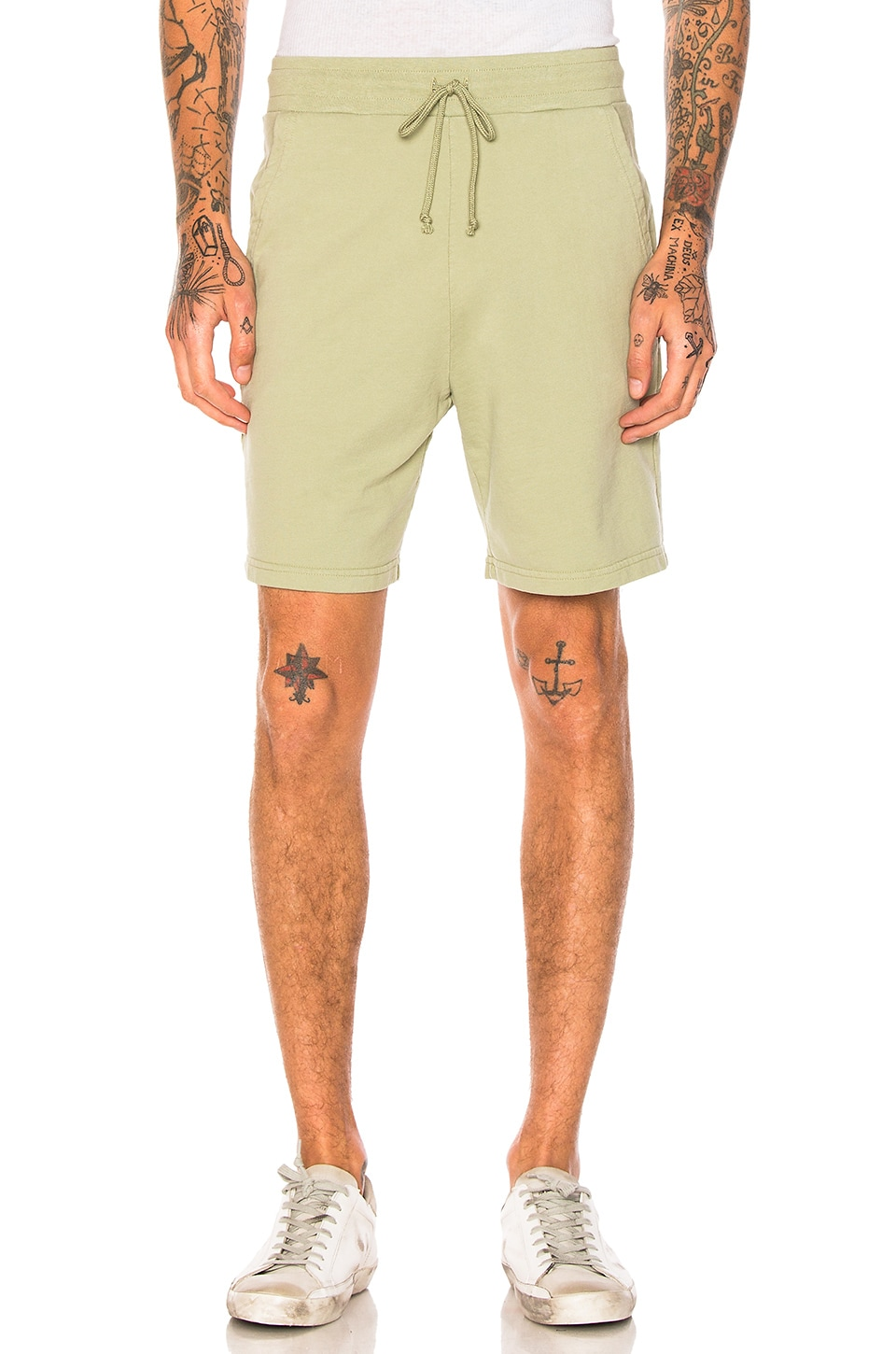 Photo of Printed Shorts by JOHN ELLIOTT men clothes