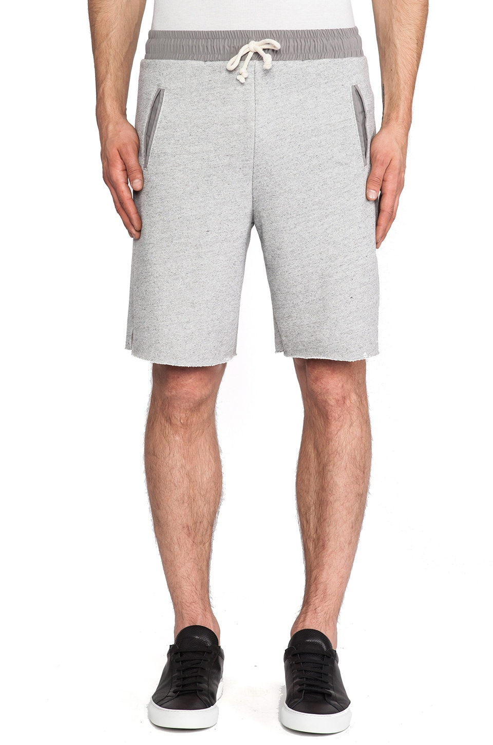 JOHN ELLIOTT Lima Short in Grey
