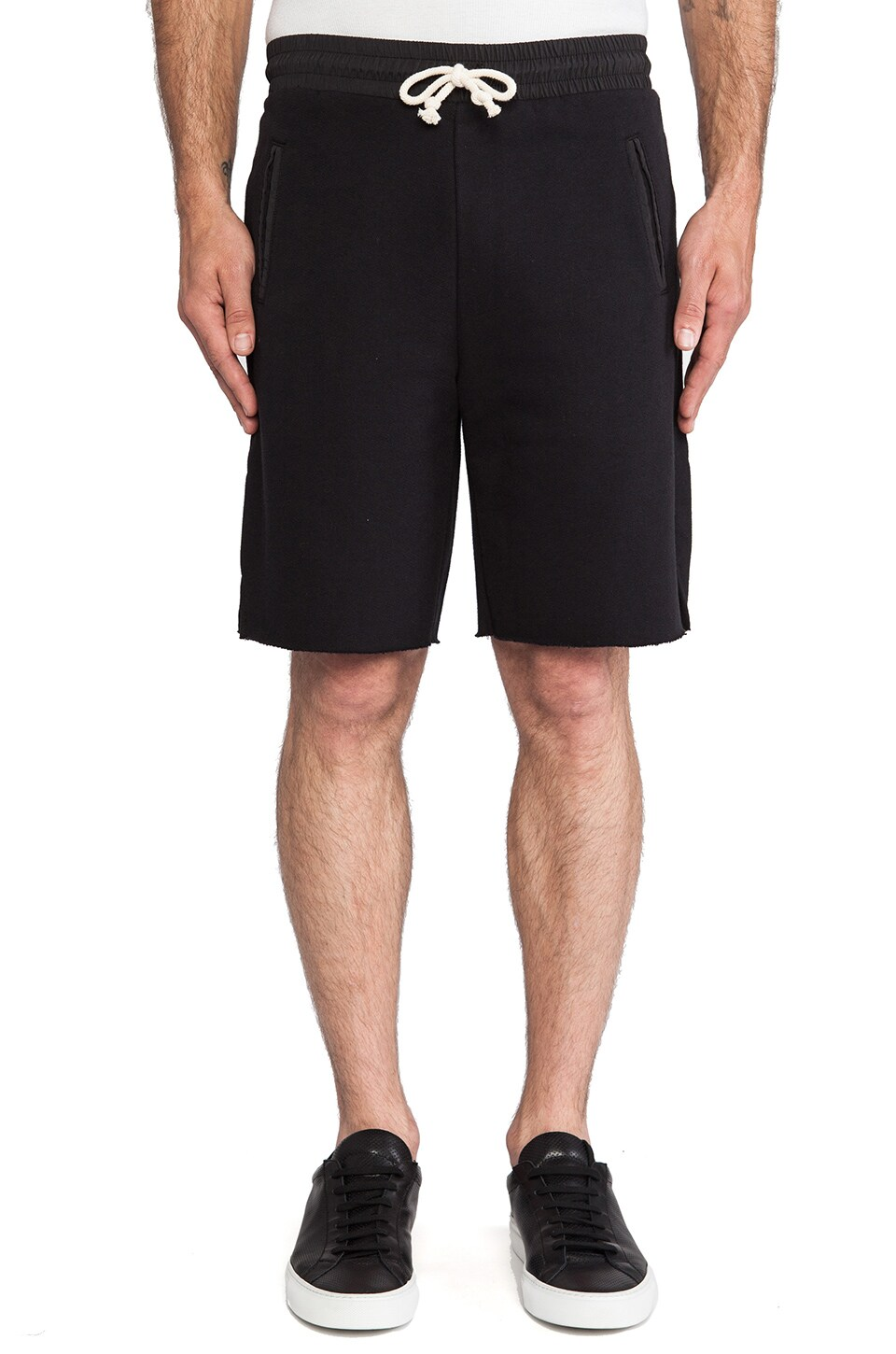JOHN ELLIOTT Lima Short in Black