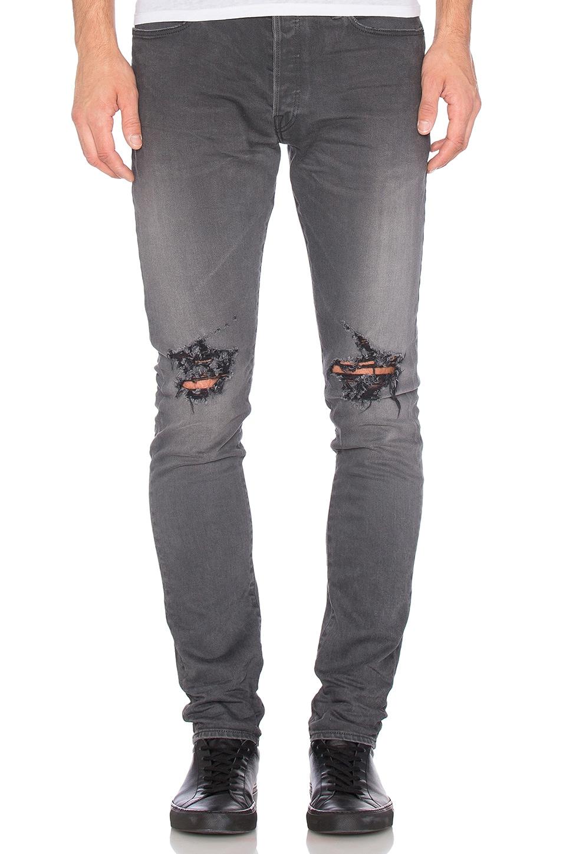 The Cast 2 denim jeans - Black John Elliott + Co Professional For Sale qwv6R