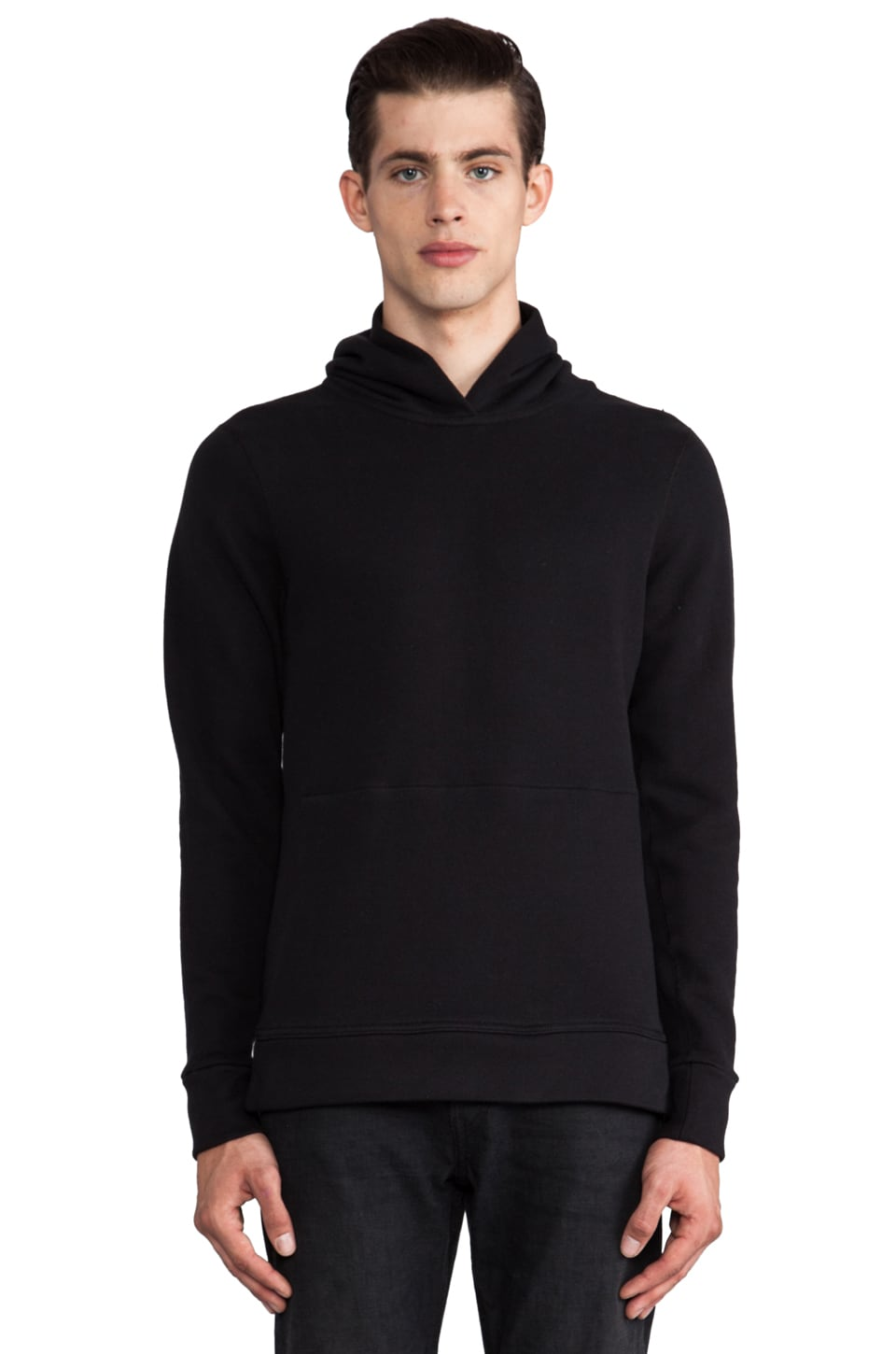 JOHN ELLIOTT Hooded Villian in Black