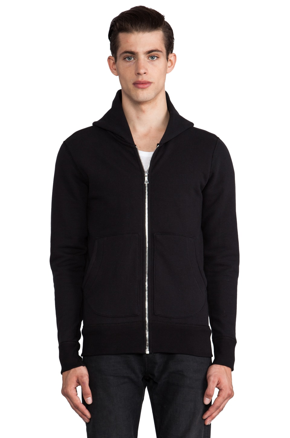 JOHN ELLIOTT JOHN ELLIOTT Flashhood in Black