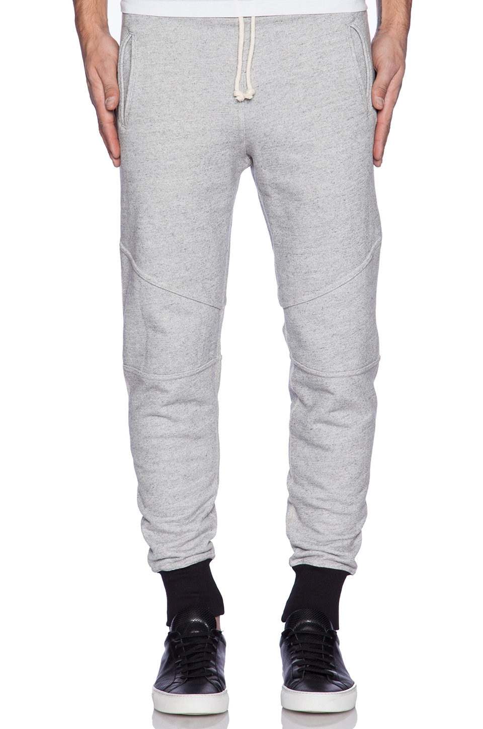 JOHN ELLIOTT Escobar Sweatpant in Grey Duo 2