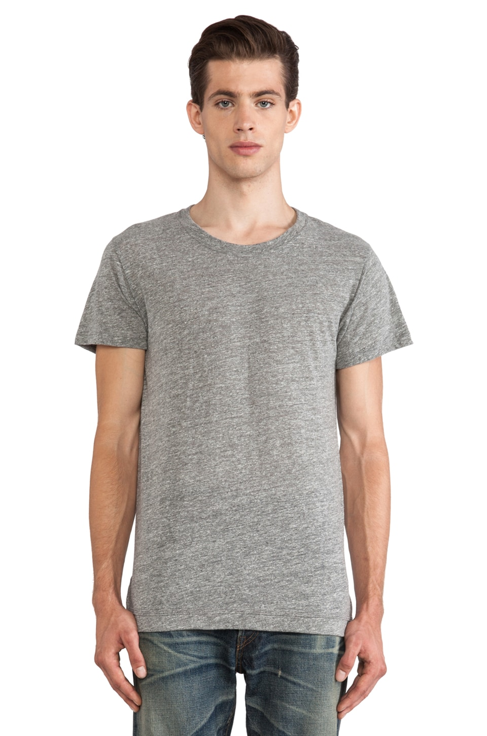JOHN ELLIOTT Mercer Tee in Grey