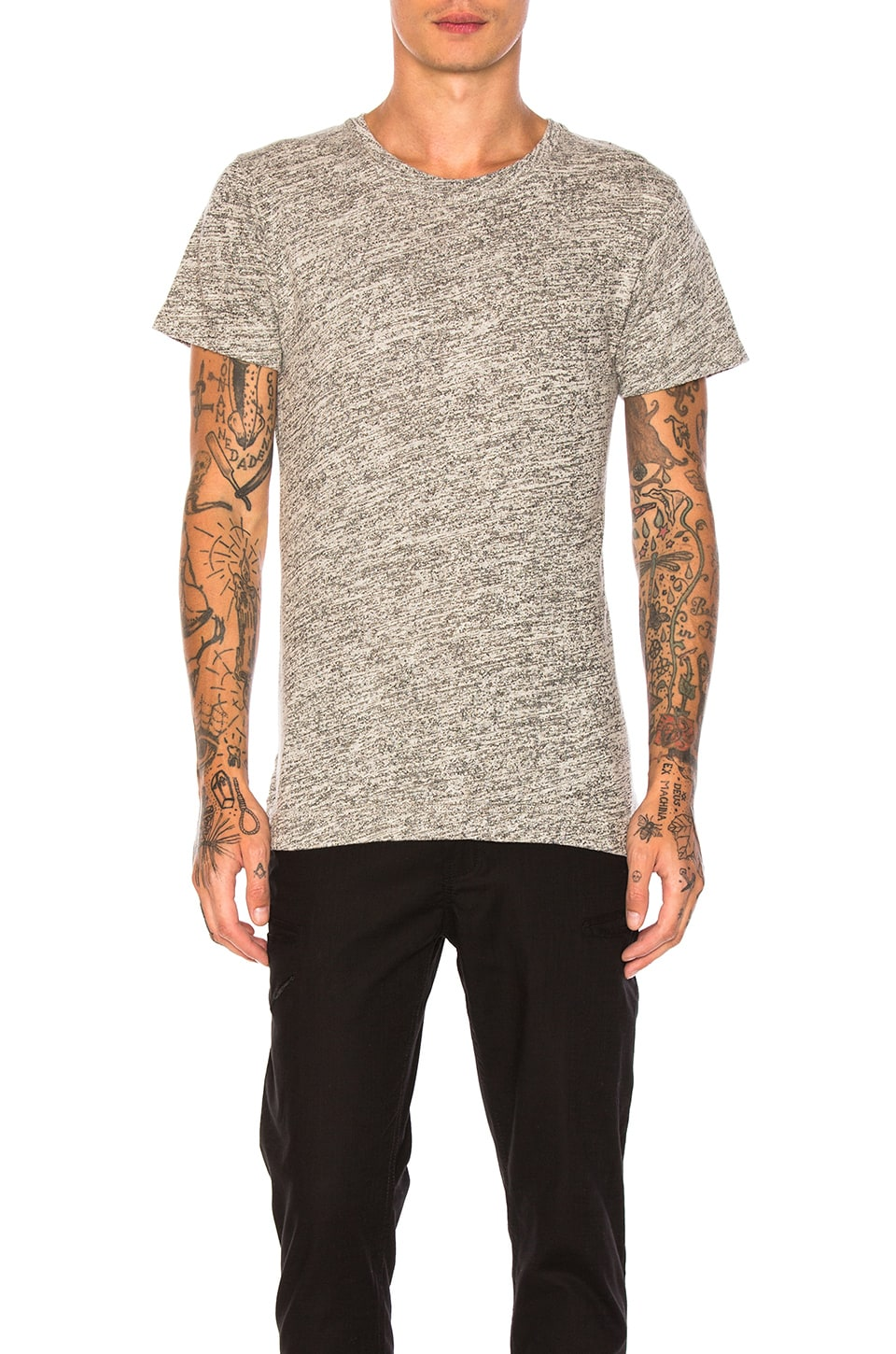 JOHN ELLIOTT T-SHIRT MERCER