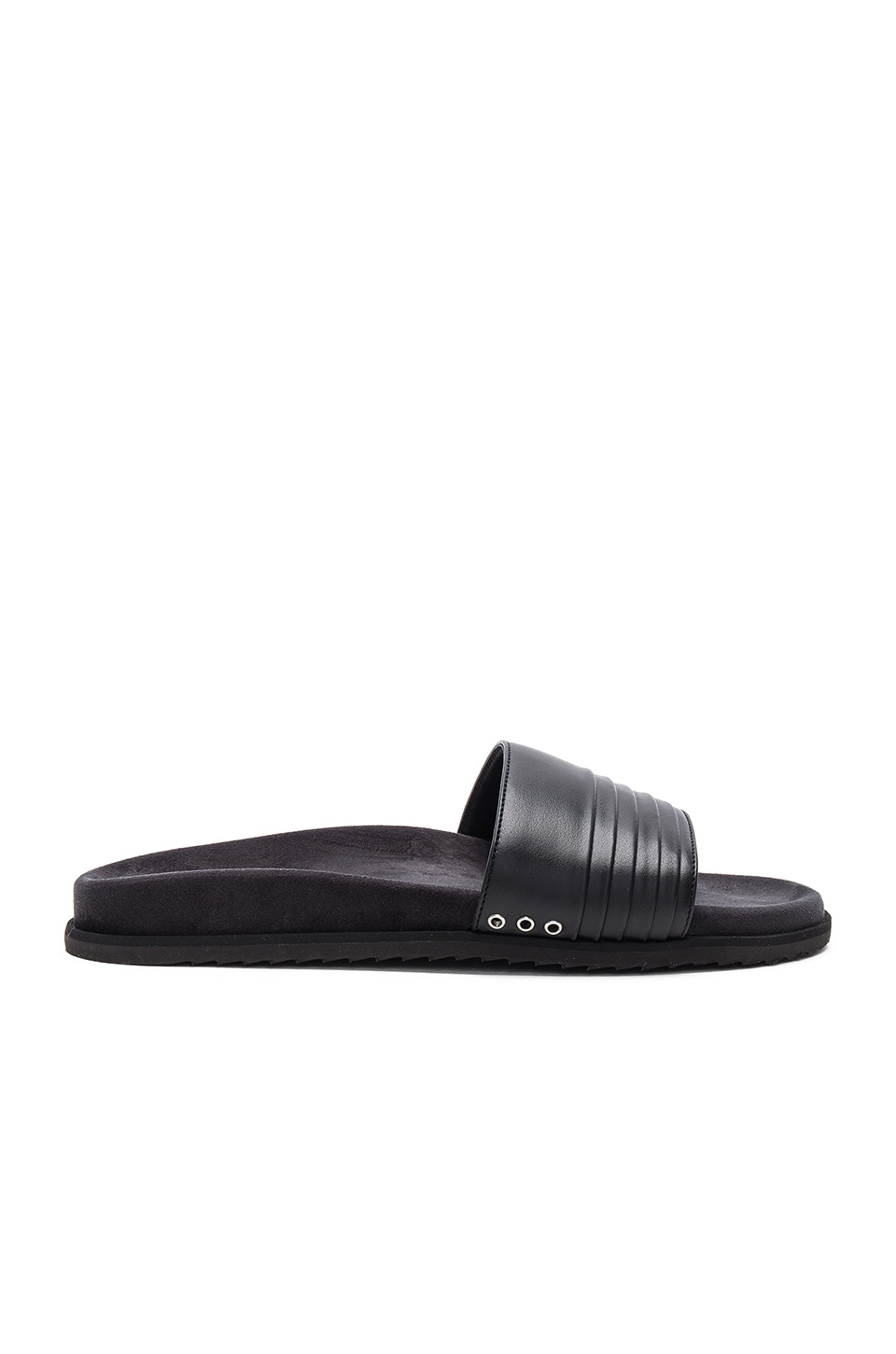 JOHN ELLIOTT Sandal in Black