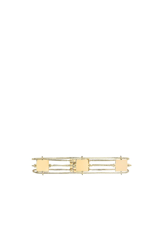 Jenny Bird Jasmine Bracelet in Gold