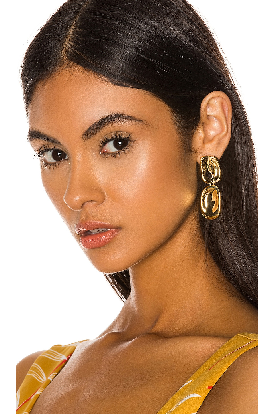 Jenny Bird Hera Earrings in Gold