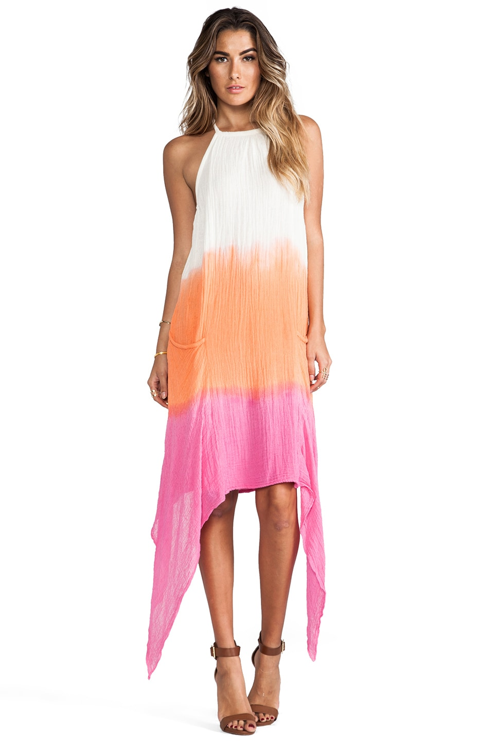 Jen's Pirate Booty Hold On Maxi Dress in Fade #3