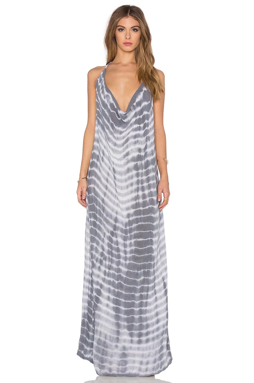 Spartan Maxi Dress
