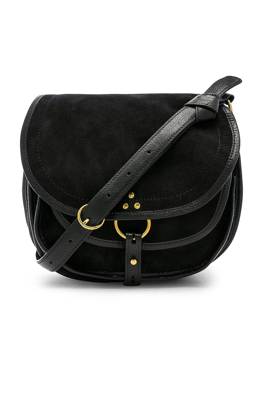 Jerome Dreyfuss Felix Medium Bag in Noir