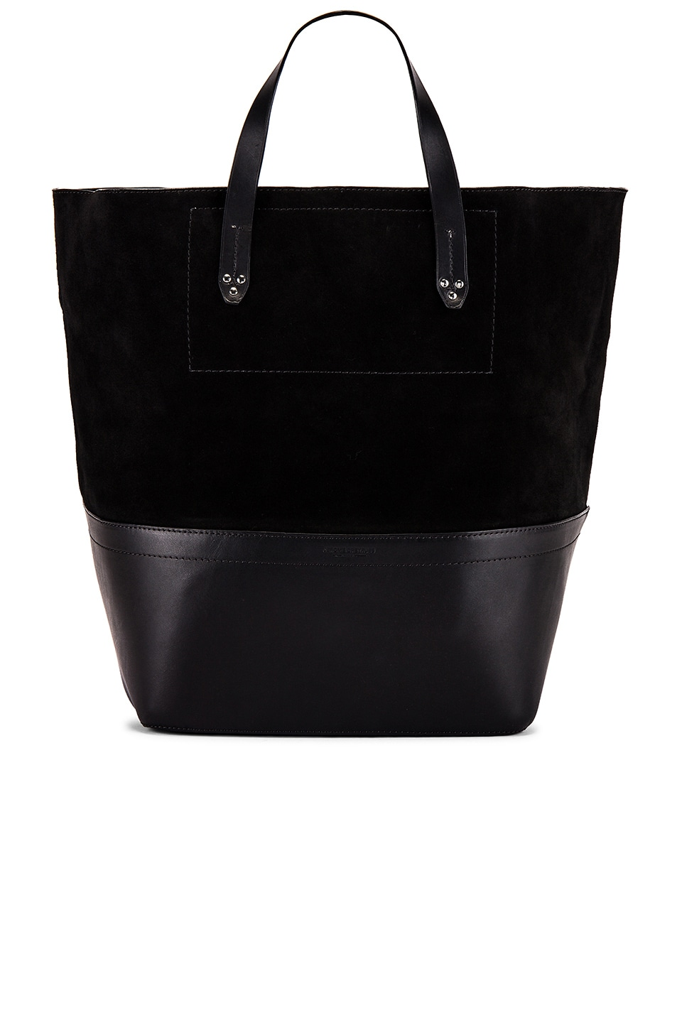 Jerome Dreyfuss Ariel Tote in Noir