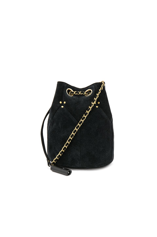 Jerome Dreyfuss Popeye Bucket Bag in Black