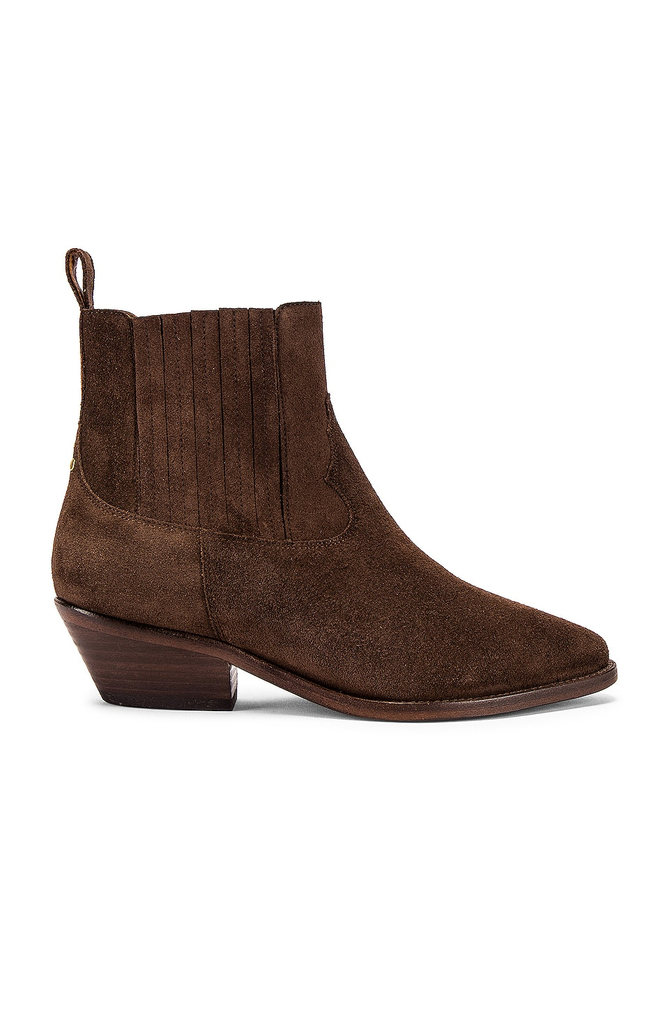 Jerome Dreyfuss Edith Bootie in Moka