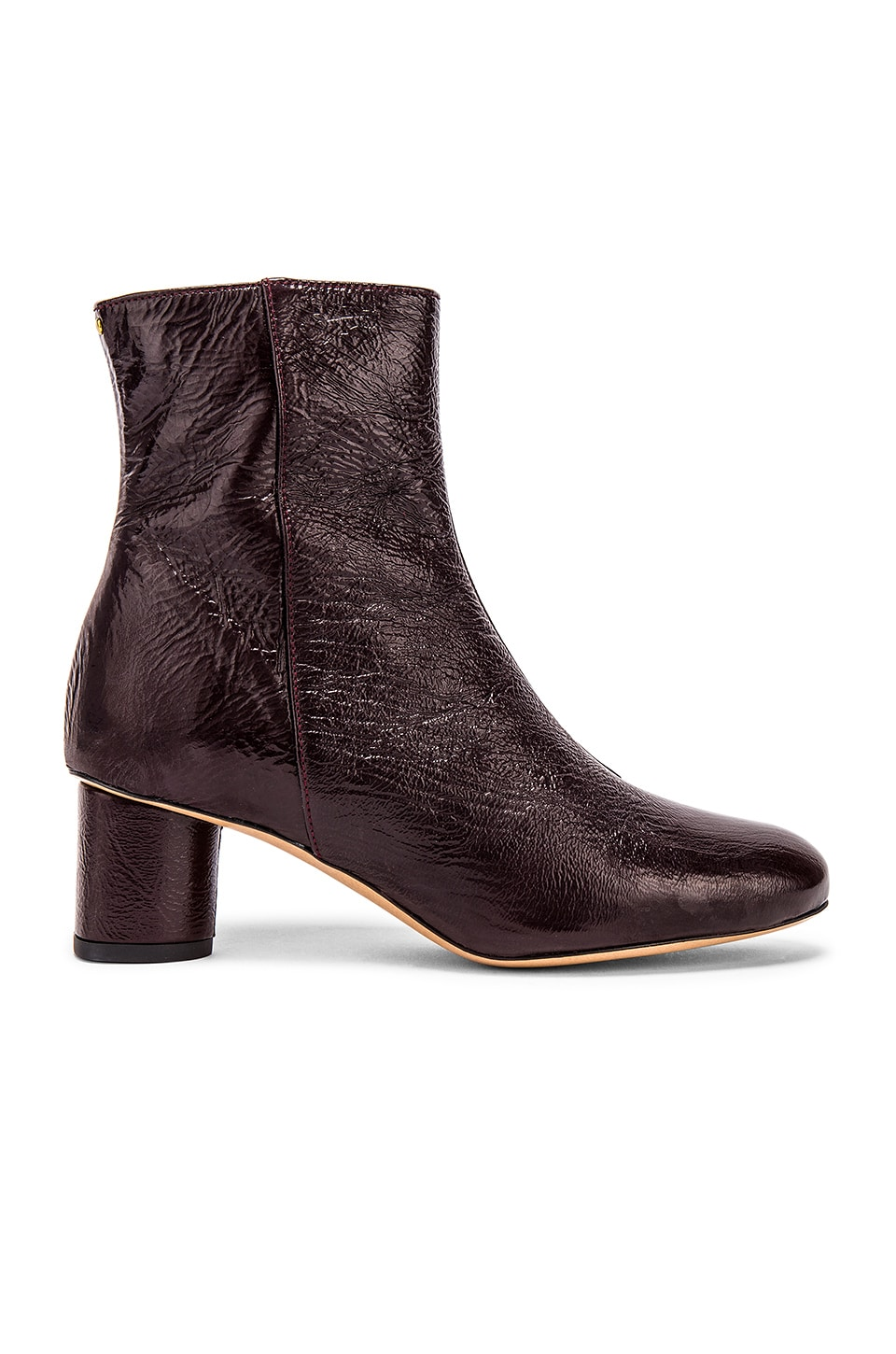 Jerome Dreyfuss Patricia 50 Bootie in Bordeaux