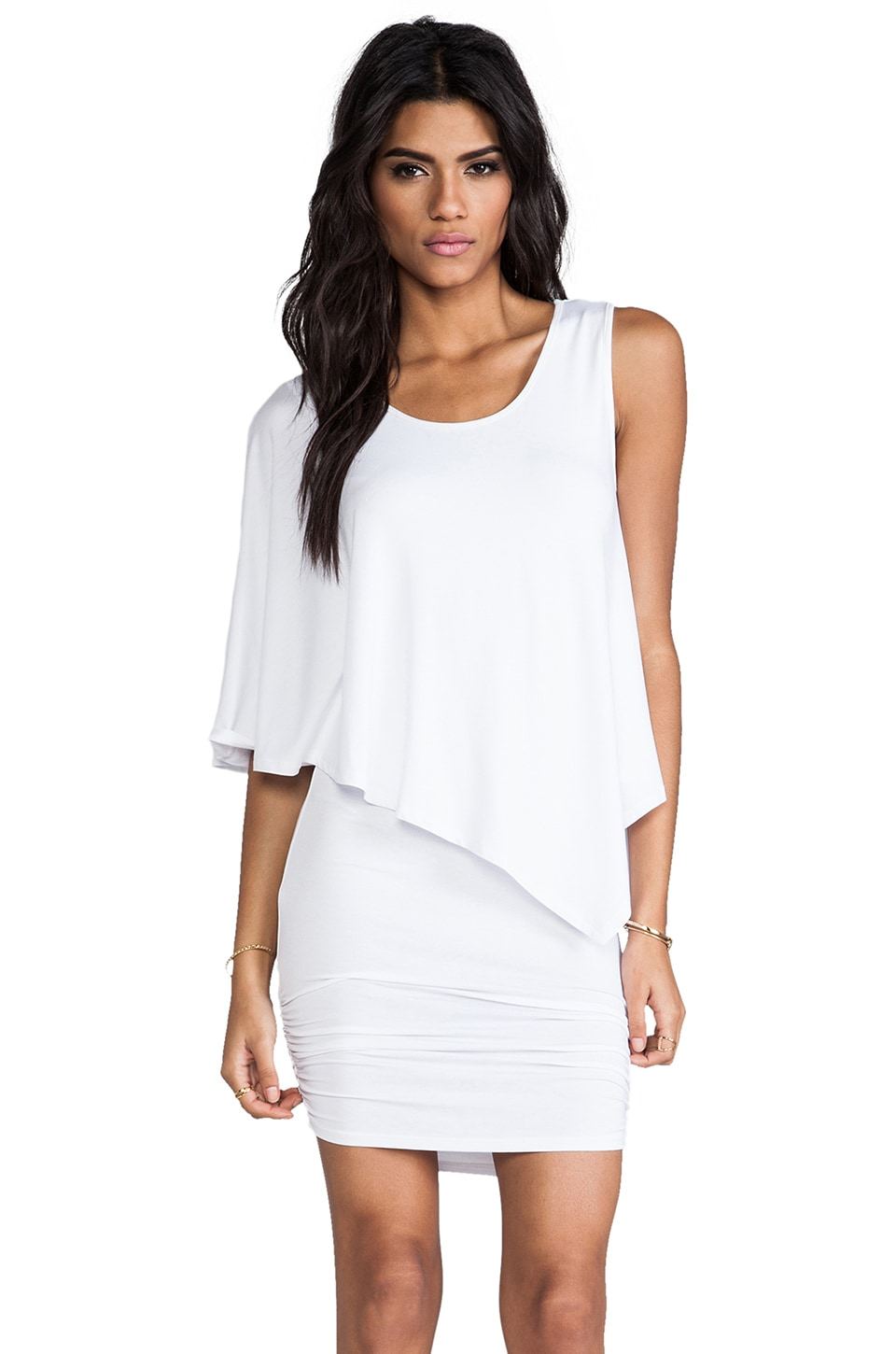 James & Joy Roxie Dress in White