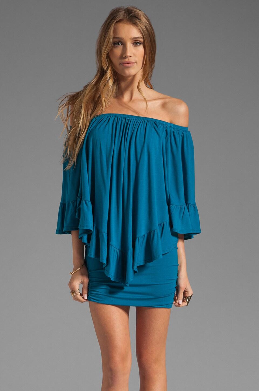 James & Joy Haley Convertible Dress in Cobalt Blue