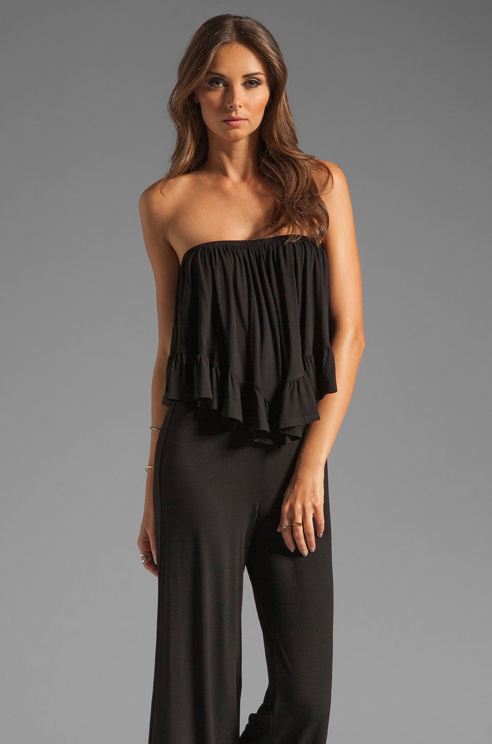 James & Joy Haley Jumpsuit in Black