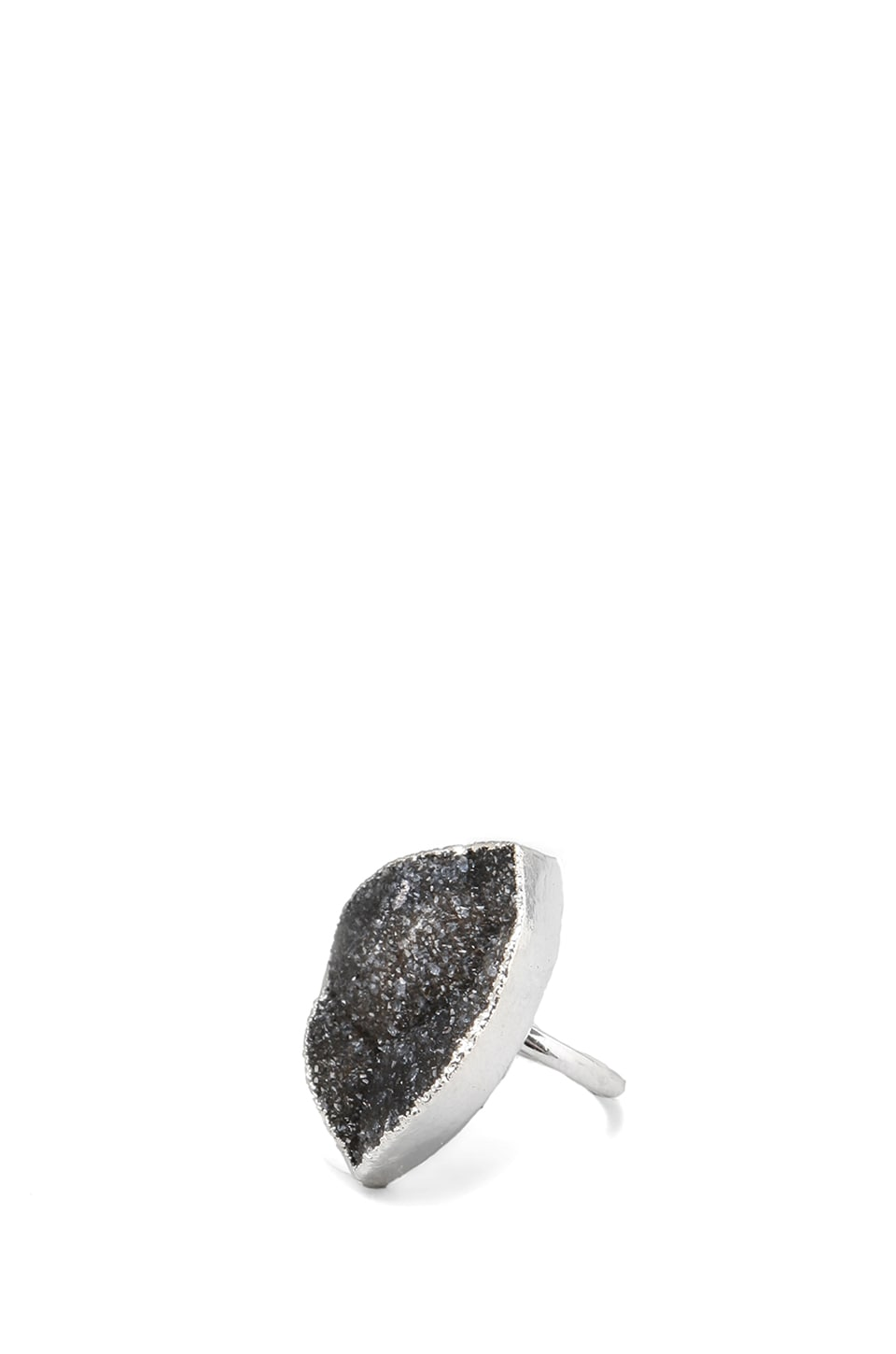 JNB DEPRECATED JNB Bella Ring in Sterling/Black