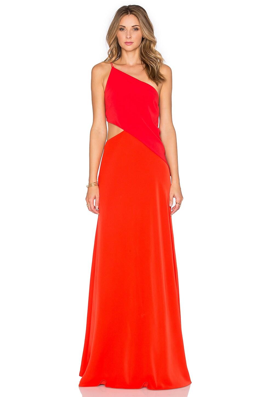 Contrast Gown by Jill Jill Stuart