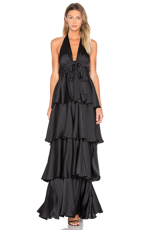 Layered Stain Gown by JILL JILL STUART