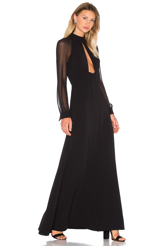 High Neck Gown by JILL JILL STUART