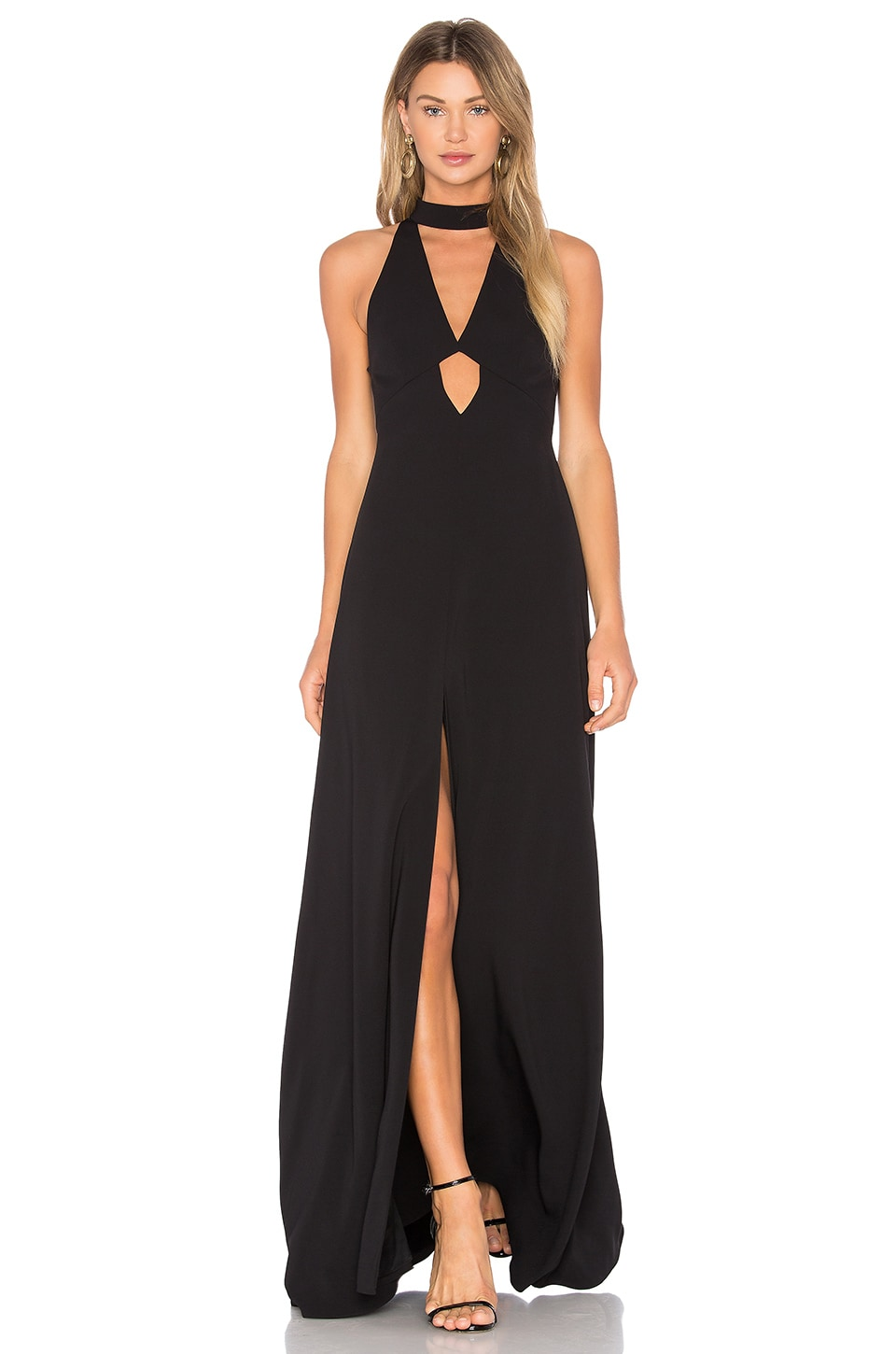 High Neck Gown by Jill Jill Stuart