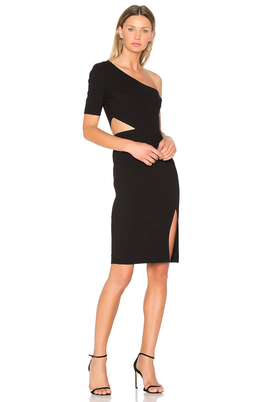 One Shoulder Cut Out Dress by Jill Jill Stuart