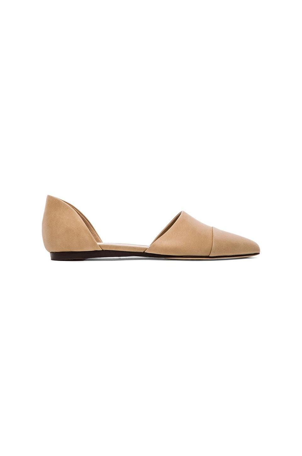 Jenni Kayne D'Orsay Flat in Natural
