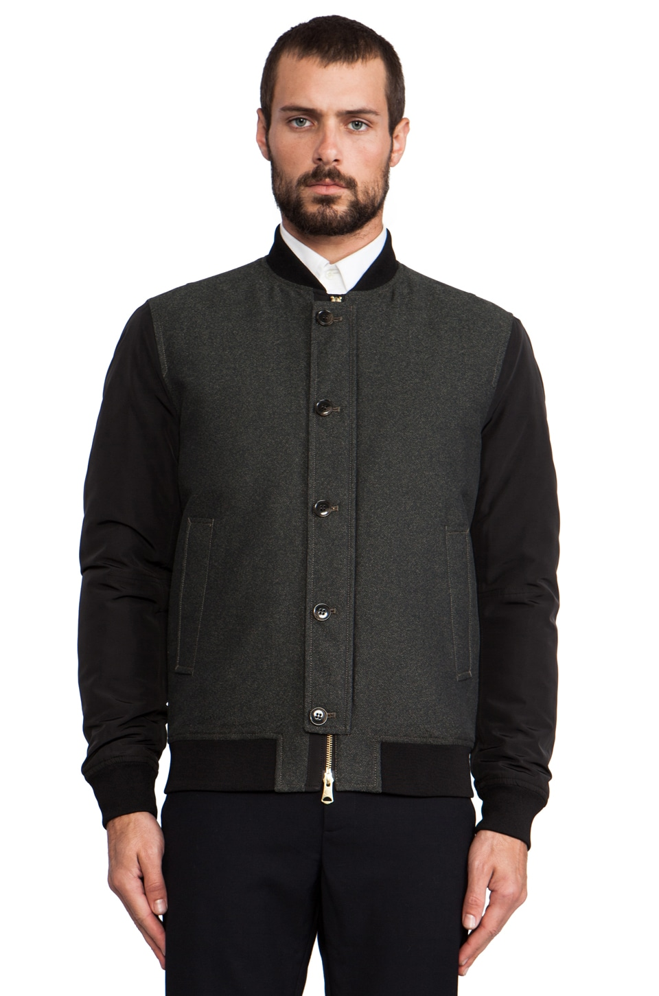 J. Lindeberg Ola Jacket in Dark Green
