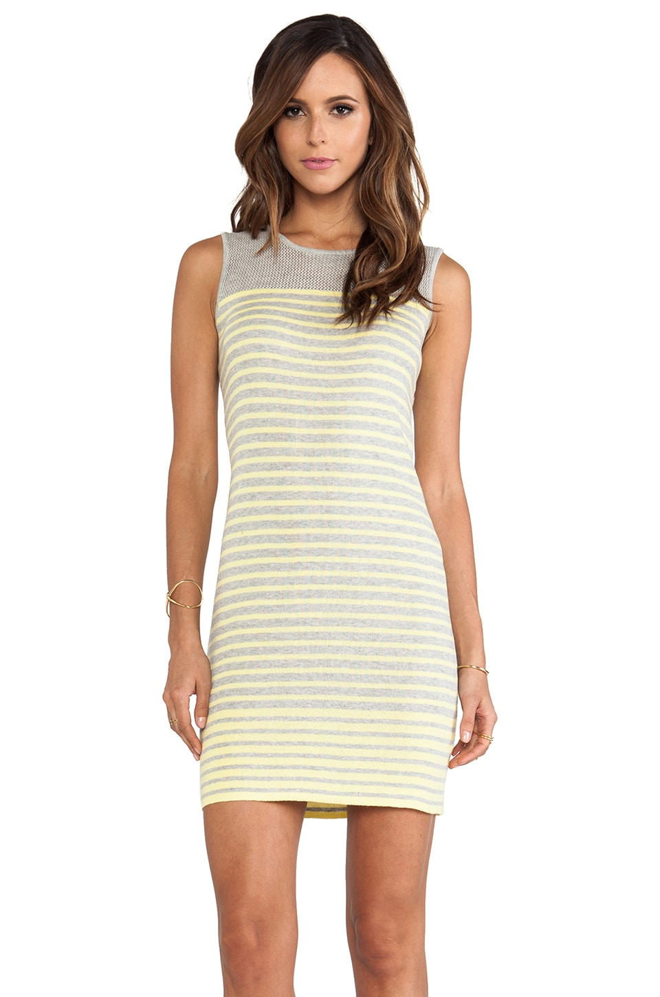 John & Jenn by Line Sophia Dahl Dress in Mellow Yellow
