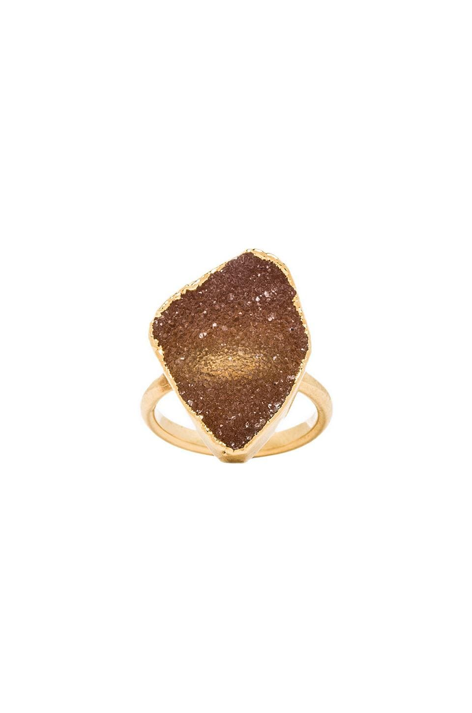 JNB Bliss Ring in Champagne