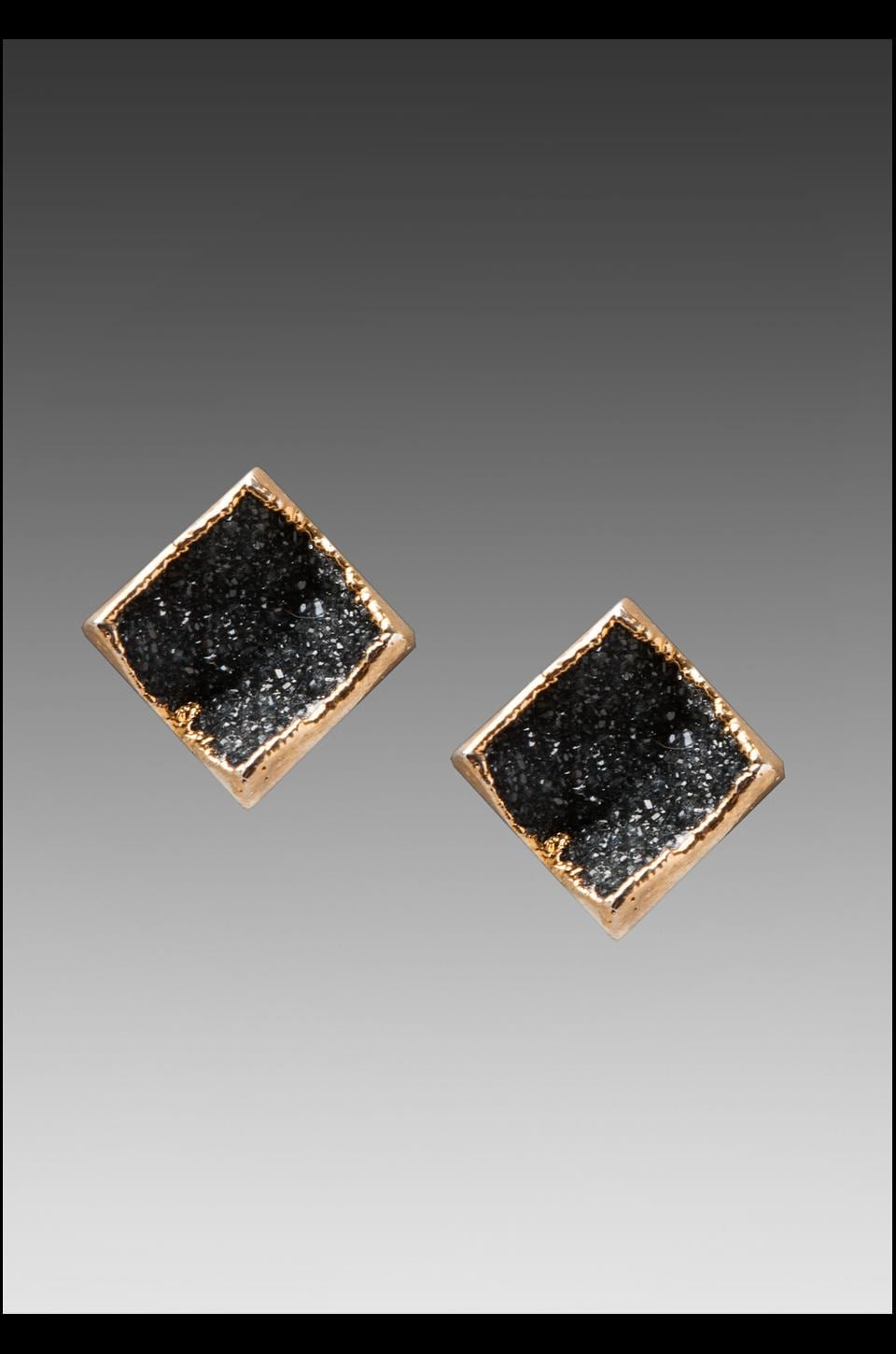 JNB Sky Earrings in Black