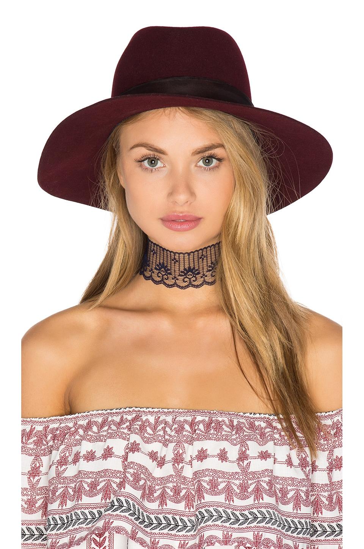 Amara Hat by Janessa Leone
